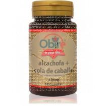 Alcachofa y Cola Caballo 430Mg Obire