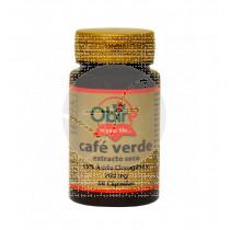 Cafe verde 200Mg 60 capsulas Obire