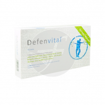 Defenvital 20 viales Margan