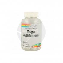 Mega Multi Mineral 120Cap Solaray