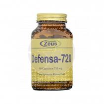 Defensa 720 90 capsulas 735Mg Zeus