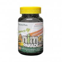 Animal Parade Multivitaminico sabor Naranja 60 comprimidos Nature'S Plus