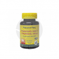 Vitamina D3 y K2 Nature'S Plus