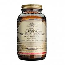 Vitamina Ester-C Plus 1000Mg 180 comprimidos Solgar