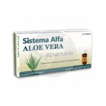 Sistema Alfa Aloe Vera 20 viales Gramar