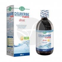 Diurerbe Forte Jarabe Drenante Limon 500ml Trepat-Diet