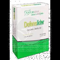 DefensliDer con Limon Cebolla y Ajo 30capsulas Naturlider