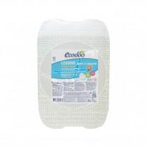 Detergente Líquido concentrado Melocotón Eco 20 lt Ecodoo