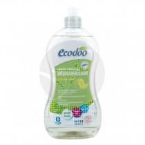 Lavavajillas desengrasante Limón verde Eco 500ml Ecodoo