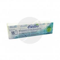 Pañuelo bolsillo Eco Fibras 100% 15uds Ecodoo