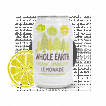 Refresco Bio De Limón Whole Earth