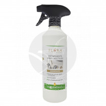 Detergente higienizante spray Superficies 500ml Flora