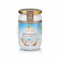 Aceite De Coco Bio 200ml Dr. Goerg
