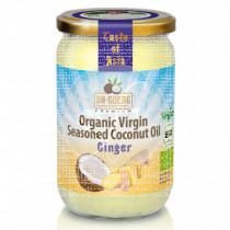 Aceite De Coco Virgen Sazonado Jengibre Bio Premium 175Gr Dr. Goerg