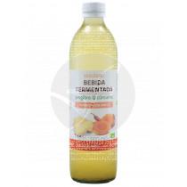 Bebida Fermentada Jengibre y Curcuma Eco Bioener