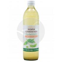 Bebida Fermentada De Te verde y menta Eco Bioener