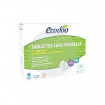 Lavavajillas Máquina Eco 30 Tabletas Ecodoo