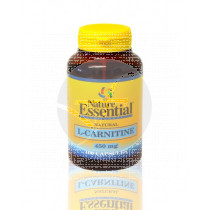 CARNITINA CAPSULAS 450MG NATURE ESSENTIAL