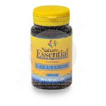 L-Glutamina 50 capsulas 400Mg Nature Essential