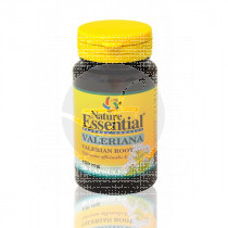 VALERIANA 400MG 50 CAPSULAS NATURE ESSENTIAL