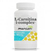 L-CARNITINA I-COMPLEX 605MG 90 CAPSULAS MENSAN
