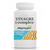 VINAGRE I-COMPLEX 610MG 90 CAPSULAS MENSAN