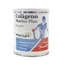 Colageno Marino Plus sabor Neutro 300Gr Mensan