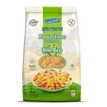 Fusilli de maiz biológico orgánico sin gluten Sammills