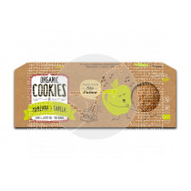 Cookies De Manzana y Canela sin gluten Bio Zealia