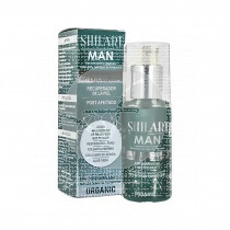 Emulsion antienvejecimiento facial Man Organic 120ml Shilart