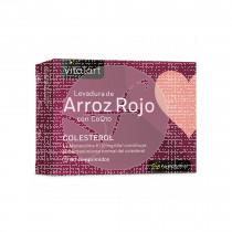 Levadura De Arroz Rojo con Coq10 60 comprimidos Vitalart