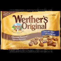 CARAMELOS SABOR CHOCOLATE SIN AZUCAR WERTHER'S ORIGINAL
