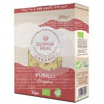 Espirales Fusilli de Arroz y Quinoa Bio Quinua Real