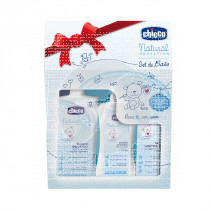 Set De Baño Natural Sensation Chicco
