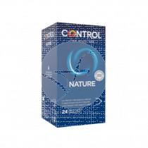 Preservativos Adapta Nature 24 unidades Control