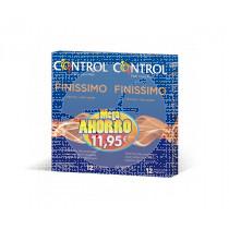 Pack Ahorro Preservativos Finissimo control
