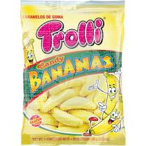 Golosinas Bananas sin gluten Trolli