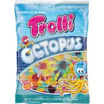Golosinas Pulpos sin gluten Trolli