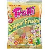 Golosinas Super Frutas sin gluten Trolli