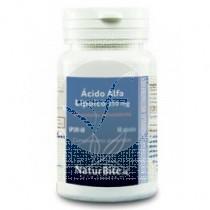Acido Alfa Lipoico 250Mg Naturbite