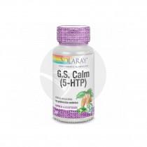 GS Calm 5 Htp 60 capsulas Solaray