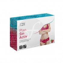 Plan 21 Sin Activ Cápsulas Plameca