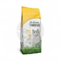 Pienso De Pollo Para Gatos Bio 10Kg Yarrah