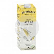 Bebida Vegetal De Avena con Calcio Bio 1L Monsoy