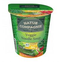 Sopa Instantanea Veggie Noodles con Verduras Bio Natur Compagnie