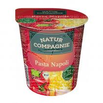 Pasta Napoli con Salsa De Tomate Bio Natur Compagnie