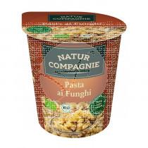 Sopa De Pasta con Setas Bio Natur Compagnie