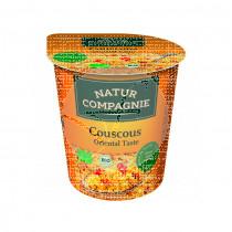 Plato Instantaneo Couscous sabor Oriental Bio Natur Compagnie