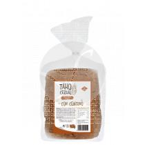 Pan integral con Centeno Taho Cereal
