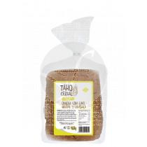 Pan Omega Lino Girasol Int Taho Cereal